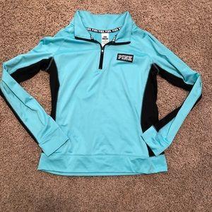 PINK Halfzip Jacket